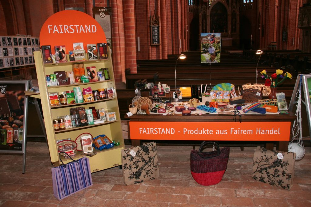 Foto Stand FHG Pasewalk